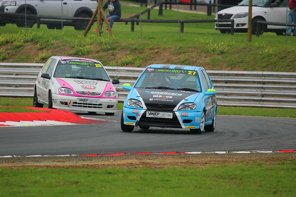 Junior Saloon Car Championship