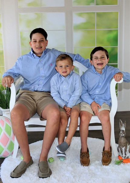 Senkbeil Boys | Easter 2021