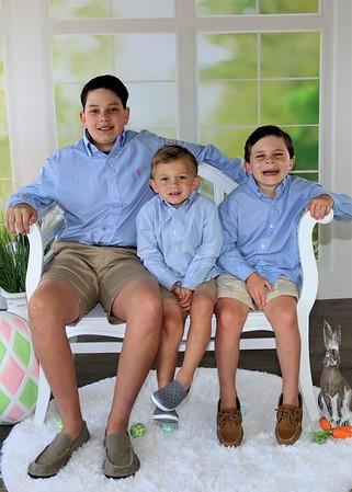 Senkbeil Boys | Easter 2021