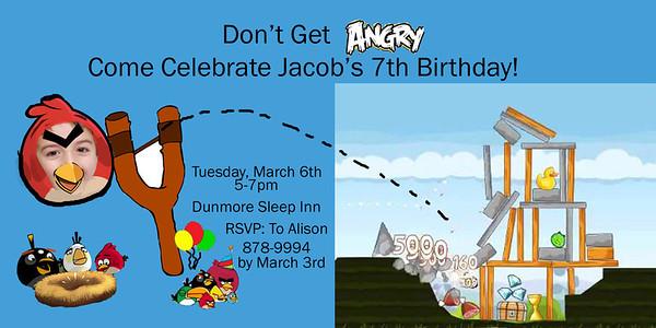 JACOB'S INVITATIONS