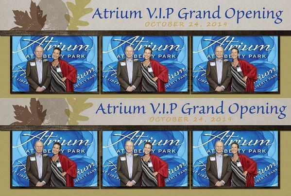 Atrium V.I.P Grand Opening