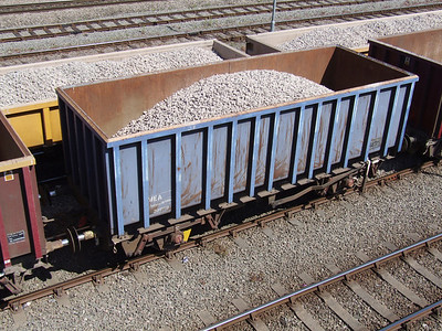 MEA - 2 Axle Mineral Box Wagon