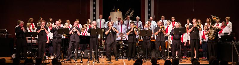 Patriotic Concert 2014