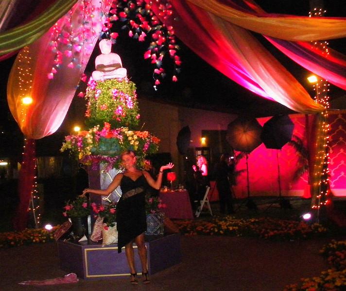 Bali Nights - La Jolla Beach & Tennis Club.