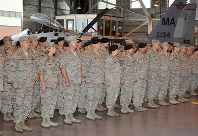 9/8/2012 Commanders Call and Hometown Hero Awards