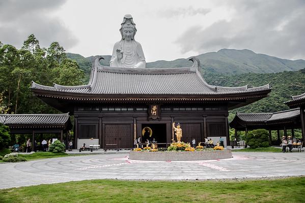Tsz Shan Monastery 慈山寺