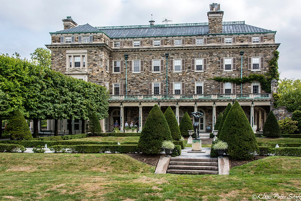 Kykuit (Rockefeller Estate) and Paterson, NJ September 2015