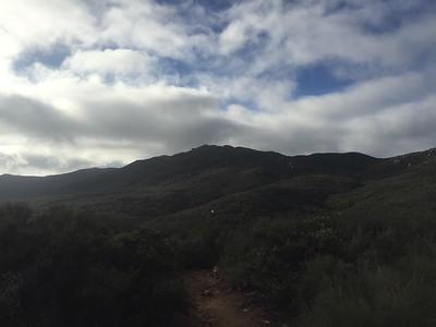 San Mateo Peak
