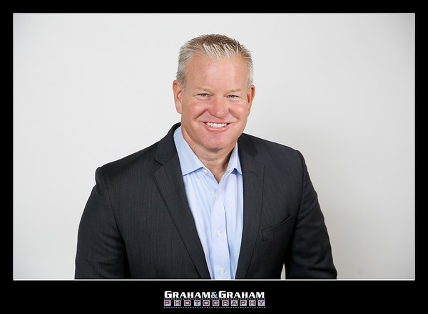 Professional corporate portraits - Dan Quiggle