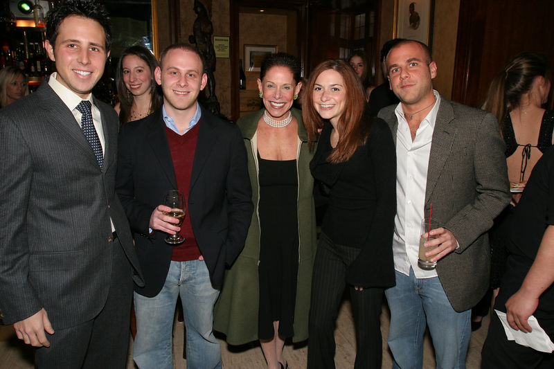 Washkowitz Family Annual Thanksgiving Party at Club Macanudo on the Upper East Side