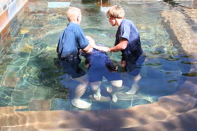 Mikva/Baptism
