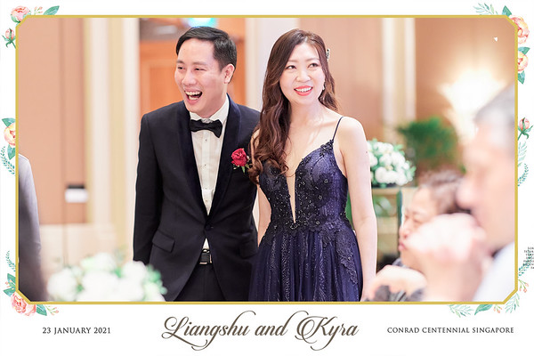 Wedding of Liangshu & Kyra (Roving Photography)