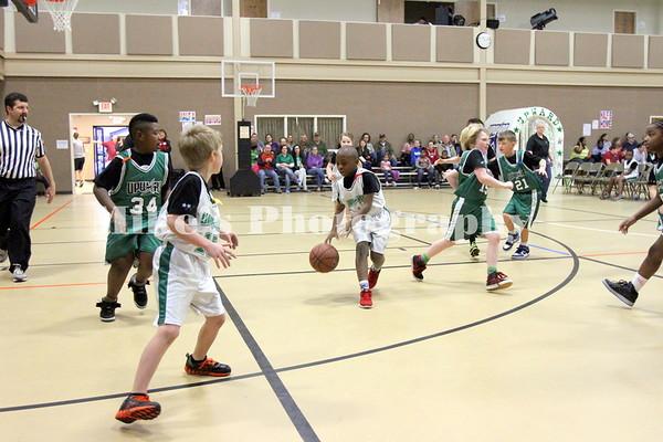 Upward Basketball 1st Half 2-21