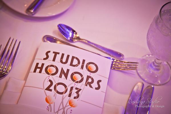 2013 Studio Honors