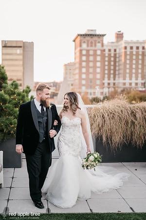Emily + Adam Wedding