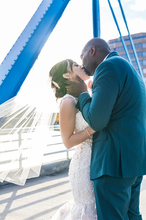 Wedding - Amber & DeShawn