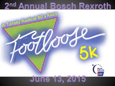 2nd Annual Bosch Rexroth 5k 6/13/15
