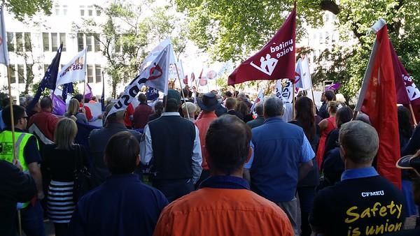 Union Rally 04032015