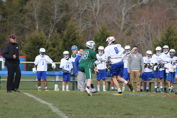 Junior Prep Lacrosse vs. Trinity Episcopal -- Mar. 23, 2018