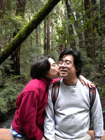 2010-01-31 Muir Woods Hike - Marin County California