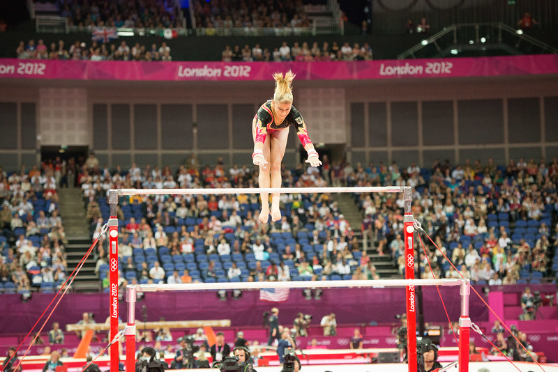__02.08.2012_London Olympics_Photographer: Christian Valtanen_London_Olympics__02.08.2012_D80_4401_final, gymnastics, women_Photo-ChristianValtanen