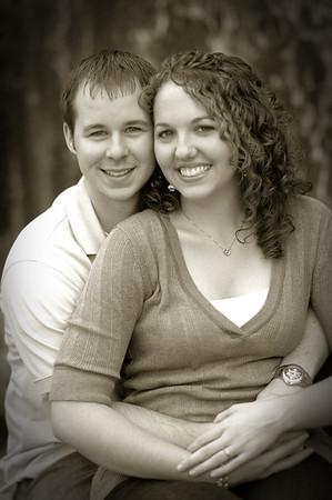 8-18-07 Jennifer Passen & Jon Flegel