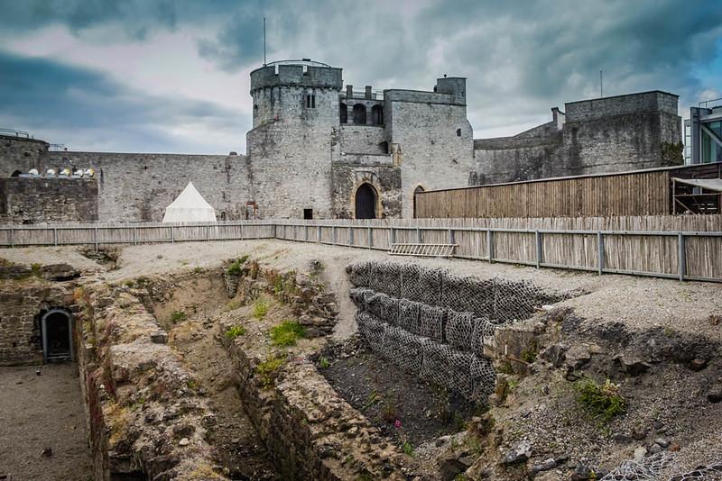 King John's Castle - Things to do in Limerick