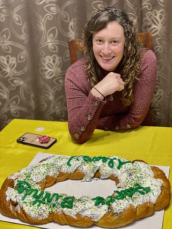 01-25-21 Celebrating Lexi's 25th Birthday