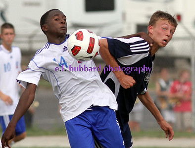 Fairmont at Carroll boys soccer