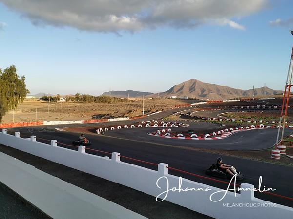 Loppu loma tutulla Fuerteventuralla autoillen