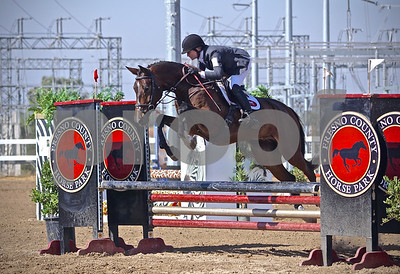 Fresno HT - Oct '16 - N Show Jumping