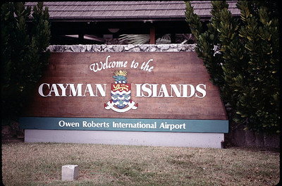 Cayman Islands 1998