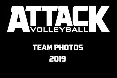 Attack 2019 Team & Individual Photos
