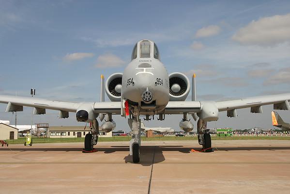 RAF Fairford (RIAT) : 16th July 2005