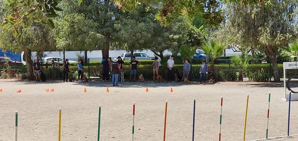Winlink day at Parque de las Americas TJ