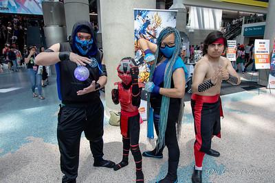 Anime Expo 2018 Sunday Gallery