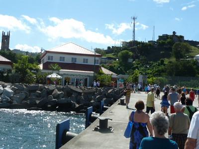 Caribbean Cruise: St. George's, Grenada (2011)