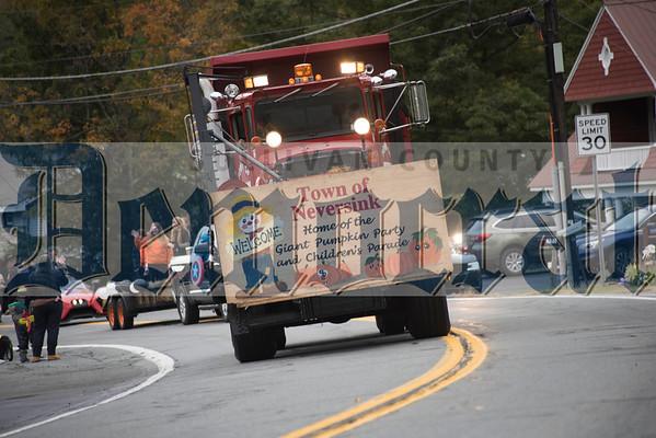 Grahamsville Pumpkin Parade