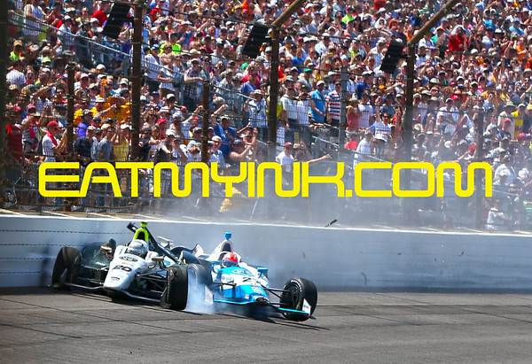 2014 Indianapolis 500 race
