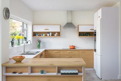 Domestic: Mid-Century Kitchen Design