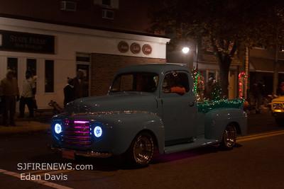 11/28/2014 Millville Christmas Parade