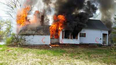 May 5th - Harvard Road Live Fire Training
