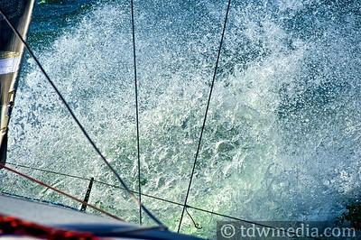 Sailing the Aeolus