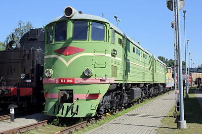 Latvijas Dzelzceļzceļa Vēstures Muzejs