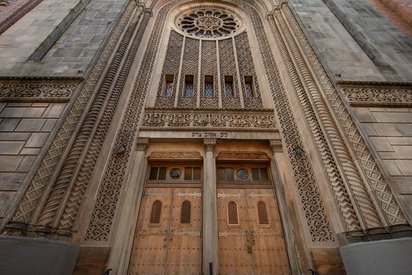 2020 Congregation Ohab Zedek OZ - Synagogue