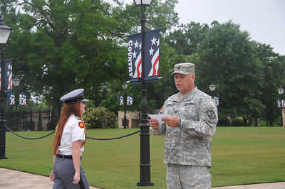 HS Change of Command