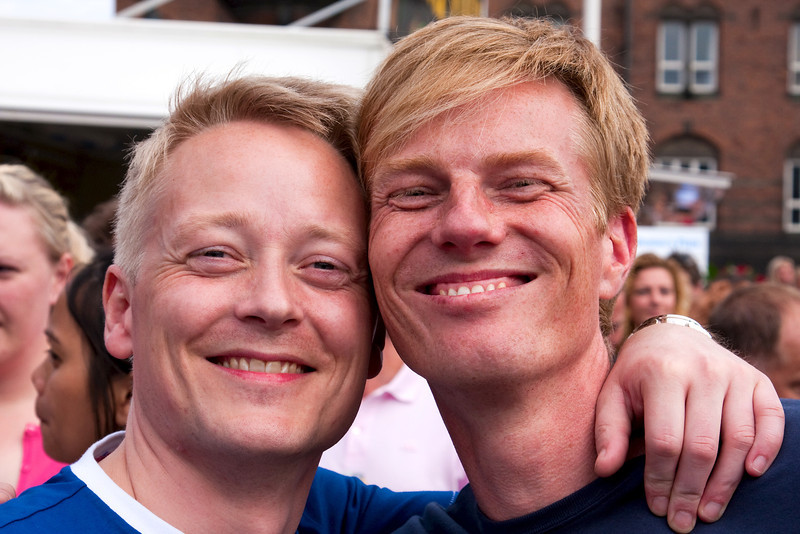 The Blonds, Soren and Kristoffer