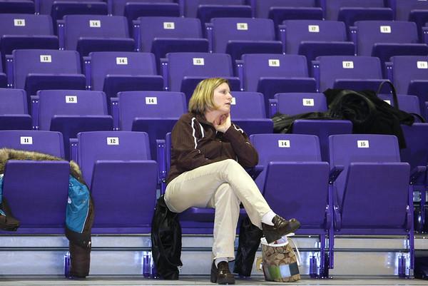 2007-08 LADY HUBS FRESHMAN BASKETBALL vs SYCAMORE