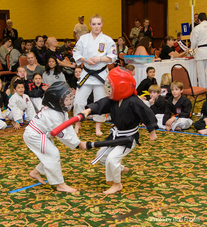 Youth Kumite/Sparring