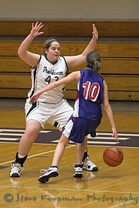 2008-09 Providence JV Girls vs Charlestown